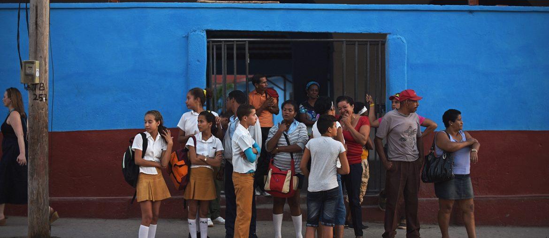 Куба е любов: Trinidad