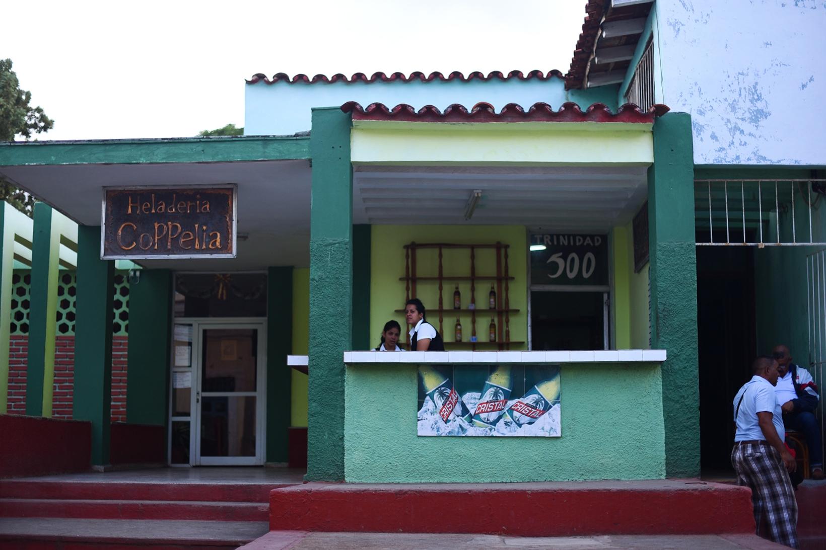 Куба е любов: Trinidad/ LaMartinia