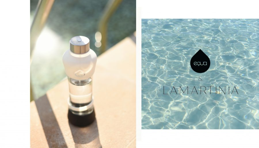 LaMartinia и EQUA: Хидратирай това